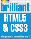 brilliant HTML5 and CSS3